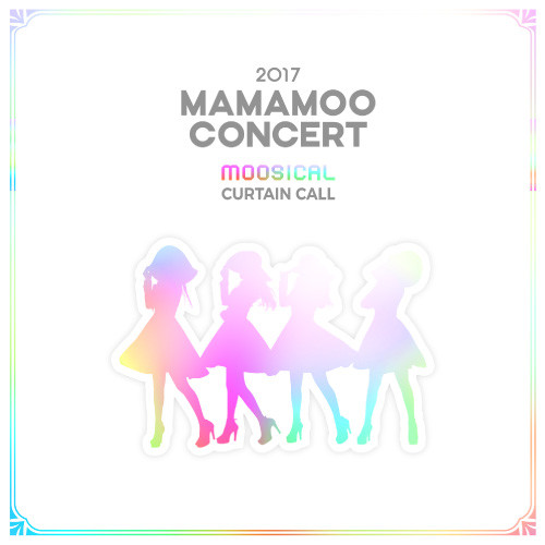 [MAMAMOO] MOOSICAL CURTAIN CALL BLU-RAY