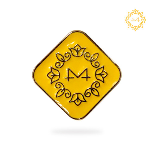 [MAMAMOO] BADGE(YELLOW FLOWER)