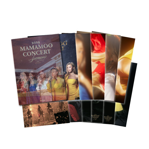 [MAMAMOO] POSTER SET(in DAEGU)